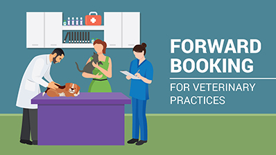 Forward Booking For Vet Practices