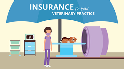 Insurance for your veterinary practice