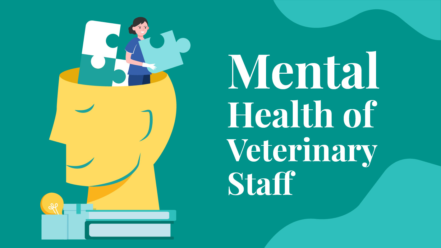 Mental Health of Veterinary Staff